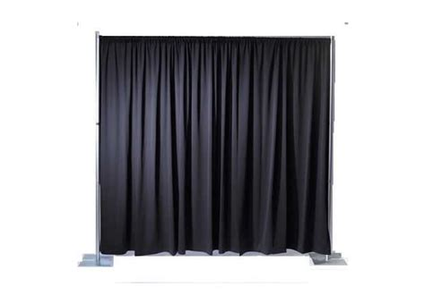 pipe drape rental allcargos tent event rentals inc pipe drape backdrop
