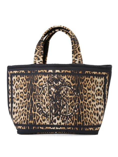 Roberto Cavalli Tote by Printed Shopping Bag By Roberto Cavalli Totes Bags Ikrix