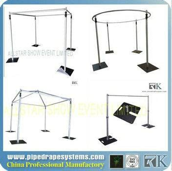 how to make pipe and drape systems why choose rk pipe and drape kits pipe and drape
