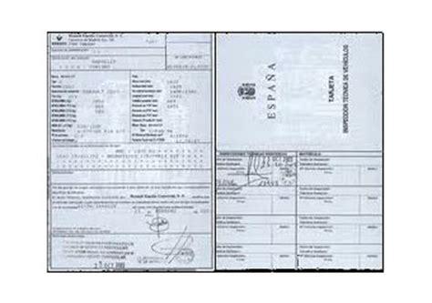 tarjeta de circulacion de vehiculos grupo idv itv services pasar la itv a la primera
