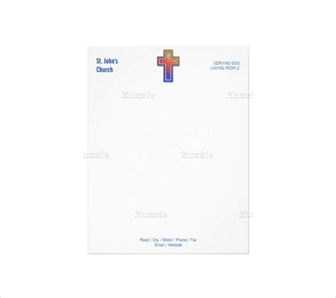 christian letterhead templates free christian letterhead templates make money with