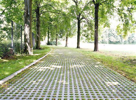 Revetement Sol Exterieur Beton 2005 by Dalles Gazon Raga Urbamat Environnement Parking