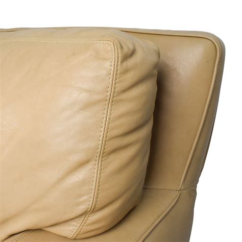 beige leather and loveseat 50 beige leather loveseat sofas