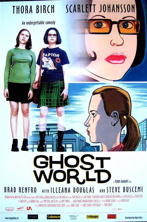 ghost world z posters