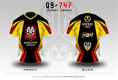 design jersey team modern sport jersey team design by avartdecreative on