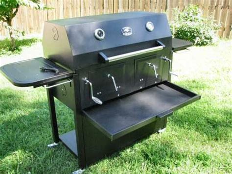 backyard classic professional charcoal grill part 12