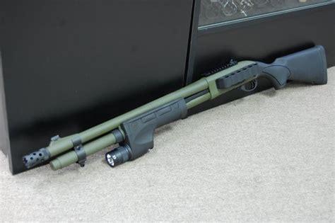 remington 870 tactical light remington 870 express tactical 81198 od surefire dsf