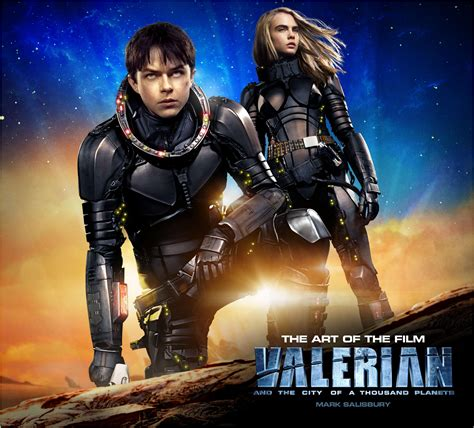 valerian and the city of a thousand planets titan books valerian and the city of a thousand planets