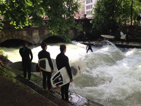 englischer garten surfen surfen in m 252 nchen work and travel und backpacking