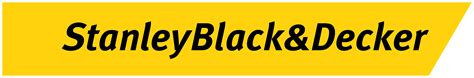 stanley and co stanley black decker logos