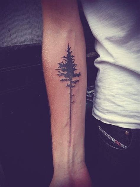simple nature tattoos pftw nature