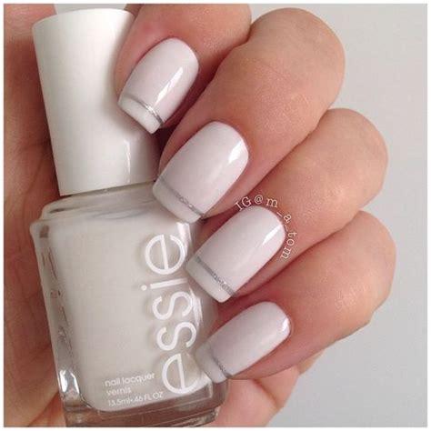 acryl nail top 55 beautiful white acrylic nails