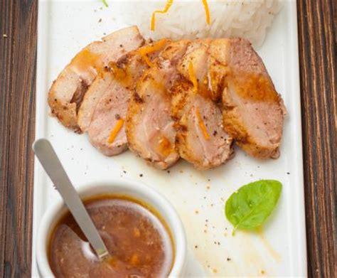cucinare il petto di anatra petto d anatra in salsa all arancia la ricetta per