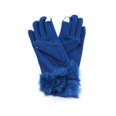 Sarung Tangan Thermal Fur Fingerless Berkualitas jual sherwood sarung tangan thermal cewek bulu im blue jd id