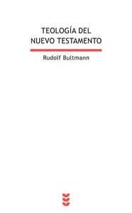 nuovo testamento pdf teolog 237 a nuevo testamento rudolf bultmann