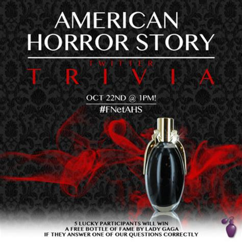 American Horror Story Sweepstakes Winner - eau talk the official fragrancenet com blog