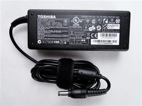Adaptor Notebook Toshiba 15v 5a genuine original toshiba pa3715e 1ac3 19v 3 95a ac power