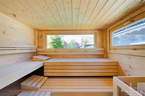 sauna zu hause inside and out side sauna zu hause