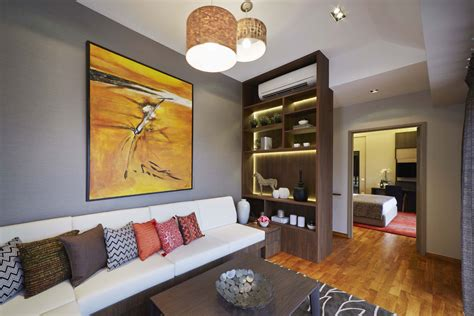 Interior Design Consultants by Flamingo Valley 4 Br Penthouse Showflat Karengandesign
