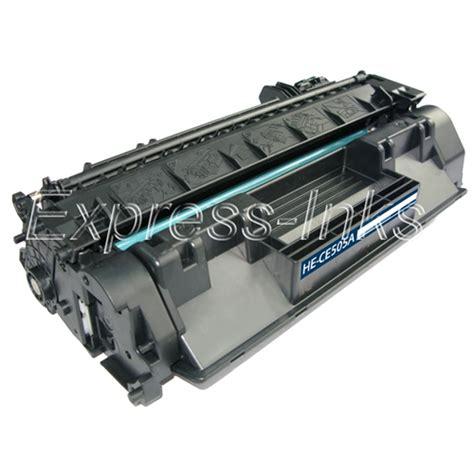 Toner Cartridge Remanufactured Ce505a 05a Printer Hp P2035 P2055d hp laserjet p2035 toner cartridge ce505a 05a
