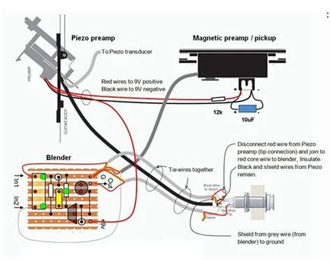 fishman wiring diagram takamine wiring diagram wiring