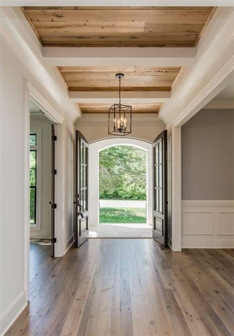 best 25 wood plank ceiling ideas on plank ceiling wood planks for walls and