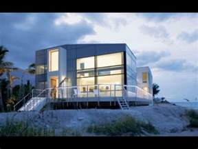 Modern Beach Home Plans by 20 Imaginative Modern Beach House Designs Youtube