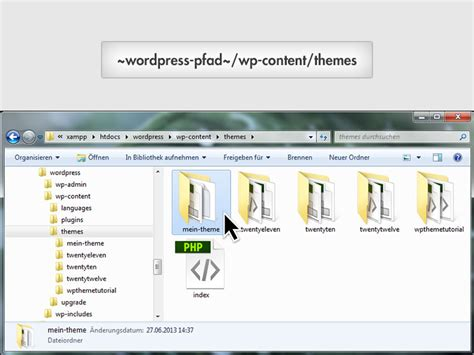 wordpress layout kopieren tutorial wordpress theme erstellung die quick dirty
