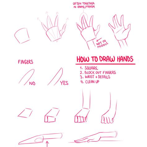 tutorial instagram in hand kekinian how to draw hands by lily draws on deviantart