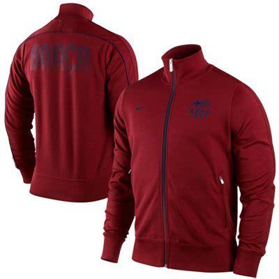 Jaket Sweater Barca By Jayasporty by Barcelona Jackets Jackets