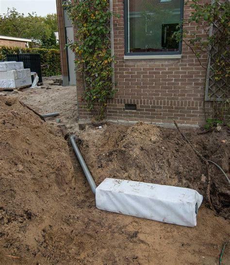 rainproof tuin doe het zelf water opslaan in de tuin amsterdam rainproof