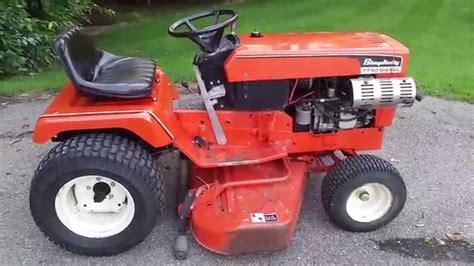 Diesel Garden Tractor by Simplicity 7790 Diesel Garden Tractor For Sale