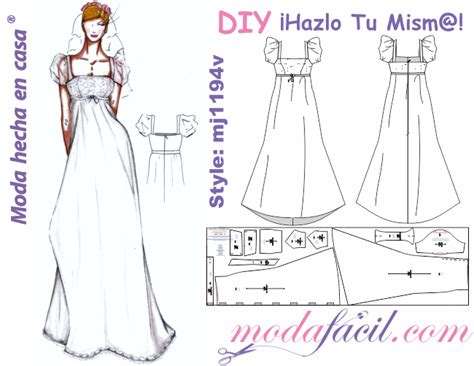 moldes corte costura gratis descarga gratis los moldes de precioso traje de novia de