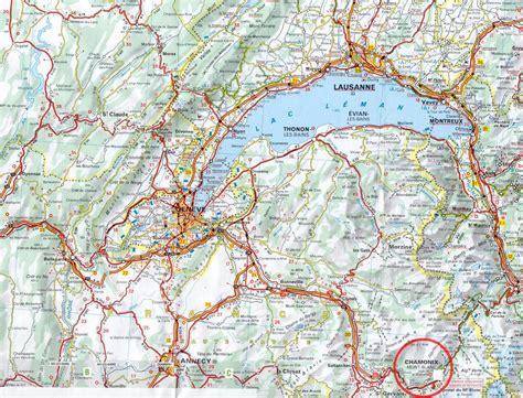 chamonix france chamonix location map chamonix france mappery