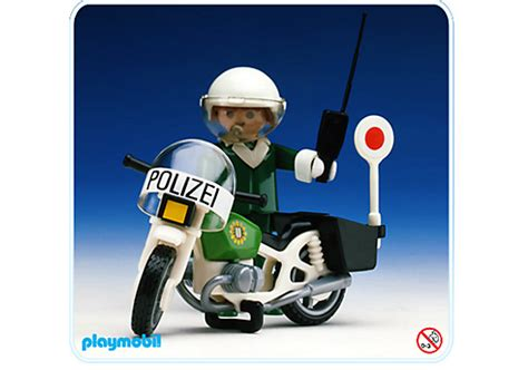 Ersatzteile Playmobil Motorrad by Polizist Motorrad 3564 A Playmobil 174 Deutschland