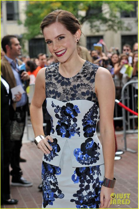emma watson toronto film festival emma watson perks of being a wallflower tiff premiere
