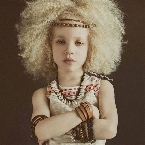 Home Decor Trends History by Meet Ava Clark The Beautiful And Little Albino Black