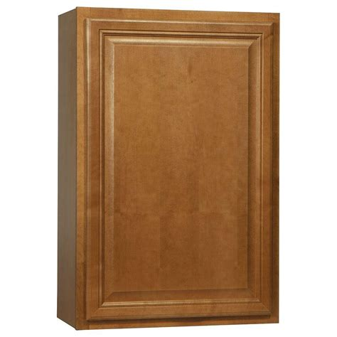 hton bay assembled 36x30x12 in wall cabinet in medium