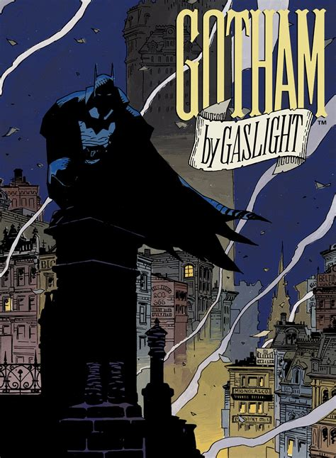 Batman Gotham By Gaslight Elseworlds Ebooke Book here s an extended look at the batman gotham