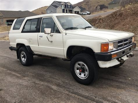 Toyota Suv 1980 1980 Toyota 4runner Classic Cars For Sale Used Cars On