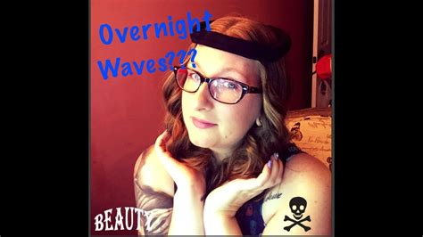 headband styler localoc night waves heatless curls headband will it work youtube