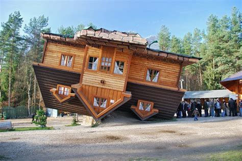 upside down house poland world s top 40 most unusual architecture slick men