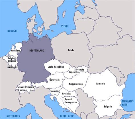 karte deutschland tschechien deutschland tschechien karten my