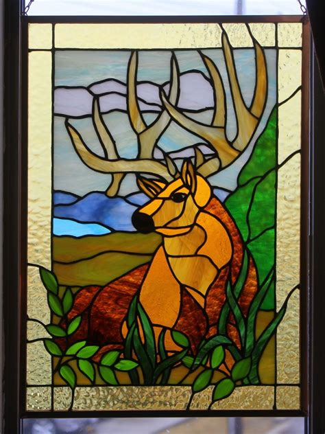 428 Best Stained Glass Animals Images On Pinterest