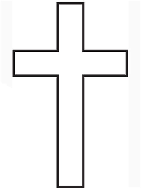 printable iron cross stencil molde de cruz imagui