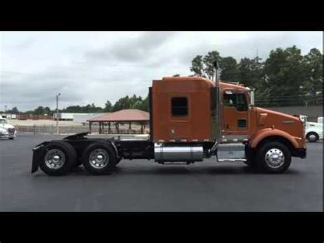 2007 kenworth for sale 2007 kenworth t800 for sale youtube
