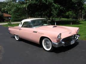 ford cars ford thunderbird 1957