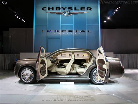 chrysler imperial concept chrysler imperial concept high resolution image 6 of 12