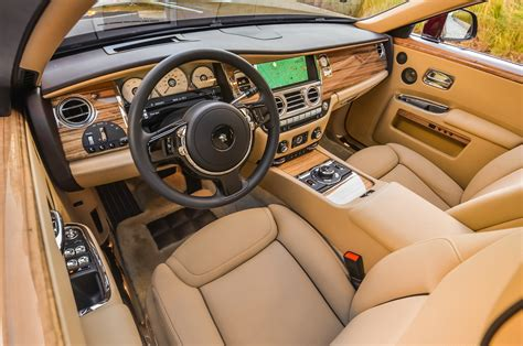 rolls royce ghost interior 2015 2015 rolls royce ghost series ii drive photo gallery