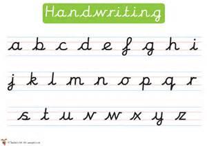 teacher s pet handwriting poster free classroom